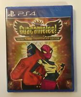 Guacamelee Super Turbo Championship Edition (PS4 PlayStation 4, 2018) NEW SEALED