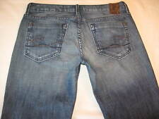 Chip & Pepper Pamela Straight Leg Jeans Sz 28 Distressed w Stretch