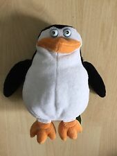 Madagascar Rare Plush Toy 'Skipper' 2004