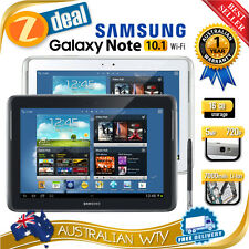 (NEW SEALED BOX) SAMSUNG GALAXY NOTE 10.1 16GB N8010 TABLET + 12MTH AUS WTY