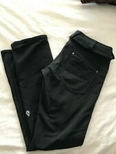VOLCOM~BATTLE STRETCH SKINNY  WOMENS SNOWBOARD SKI PANTS BLACK~Large~Brand New