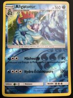 Carte Pokemon ALIGATUEUR 20/73 Reverse Soleil et Lune 3,5 SL3.5 FR NEUF
