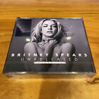 BRITNEY SPEARS - Unreleased Collection DELUXE 4CD 2017 [BRAND NEW SEALED]