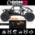 Gmade GM56000 GR01 GOM 1/10 4WD Rock Crawler Buggy Kit