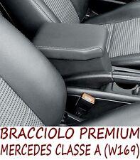 Bracciolo Premium per MERCEDES CLASSE A W169 - MADE IN ITALY - appoggiagomito -@