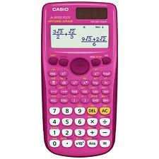 Casio FX-300ES Plus Scientific Calculator in Pink