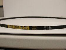 Bando 5VX800 POWER ACE cogged drive belt, lot of 2 $18 ($9 ea).