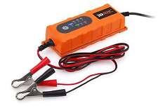 Rac 6V 12V 4A hasta 3 litros de coche furgoneta bicicleta inteligente cargador de batería inteligente 120AH
