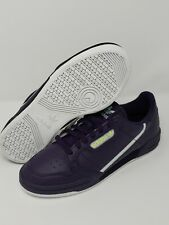 Adidas ORIGINALS Continental 80W Purple Shoes G27727 Men Sz 7.5 Womens Sz 9