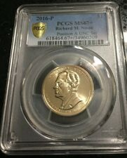 2016 ANNUAL DOLLAR COIN SET PCGS GRADED THIS IS MS67+