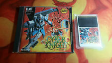 CYBER KNIGHT PC ENGINE HuCARD COMBINED SHIPPING