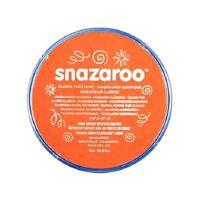 18ml Snazaroo Face & Body Paint Make Up Many Colours Paints Fancy Dress Stage