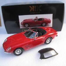 Ferrari 275 GTB/4 NART Spyder 1967  KK-scale  Limitiert auf 1.000 Stück  1:18