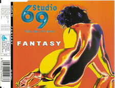 STUDIO 69 - fantasy CDM 7TR Eurodance House 2000