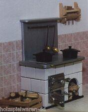 liebe Handarbeit Küchenherd 1 12 für Puppenhaus 731