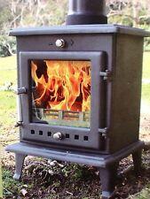 multi fuel stove (EKOL crystal 5 Kw