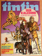 BD Comics Magazine Hebdo Journal Tintin No 50 35e 1980 Ian Kaledine