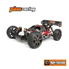 HPI RACING TROPHY BUGGY 3.5 RTR 2.4Ghz 1/8 RC Nitro 4x4 RALLYCROSS Buggy 107012
