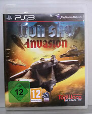 IRON SKY INVASION - PLAYSTATION 3 - PAL EUROPA
