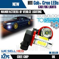 H11 H8 CREE 12w  xenon white led fog light bulbs  ( AUDI, BMW,VW ) projector cob