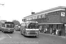 West Yorkshire RCC Harrogate Aug 1984 Bus Photo 2