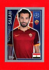 CHAMPIONS LEAGUE 2015-16 Topps -Figurine-stickers n. 349B - SALAH -ROMA-New