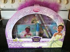 Girls Birthday Gifts Disney Princess Tiana Stationery Tote Set FREE SHIPPING NEW