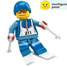 Lego 8684 Collectible Minifigure Series 2: No 12 - Skier - New