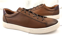 Bruno Magli Men's Size 11 Diaz Calf Leather Lace Up Sneakers Shoes Reg $280 NEW