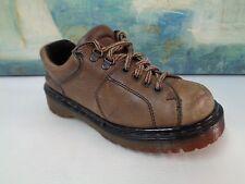 Dr. Doc Martin's 8312 air cusion sole Brown leather shoes UK sz 6/ Men 7/Women 8
