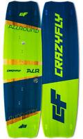 2019 CrazyFly Allround Kitesurfing Board - Beginner Intermediate Kiteboard new