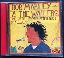 "BOB MARLEY & THE WAILERS FEATURING PETER TOSH "" BIRTH OF A LEGEND"" CD Album"