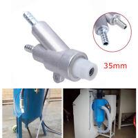 Boron Carbide 35mm Blaster Nozzle Replacement Air Sandblaster Gun Head Accessory