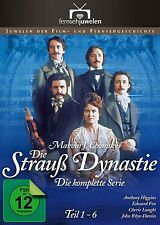 Die Strauß-Dynastie - Die komplette Serie, 4 DVD Edition NEU + OVP!