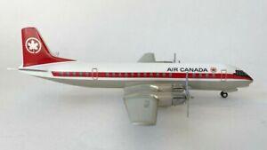 Reserva Modelo: Western Models UK 1:200 Vickers Vanguard Air Canada Cf-Tka