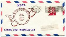 1979 NSTL NASA Johson Space Center Shuttle Orbiter External Tank Engine 2004 USA