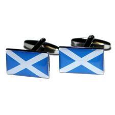Scottish Scotland Flag Cufflinks