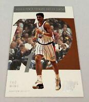 2002-03 Topps Ten Yao Ming Rookie Card RC #141 Rockets NM+/M