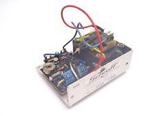 Schroff LS 24-1.2 Power Supply 11008-613 110/220VAC 24V 1.2A