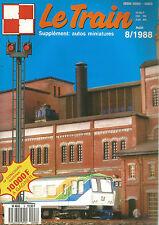 LE TRAIN N°08 BB 4100 - 4600 / PETITS RESEAUX POUR GRANDS FUTES / LA MURE