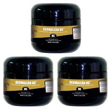 Dermalean HC-Hidradenitis Suppurativa Stage 2 Pack (3 Bottles of 2 Oz Cream)
