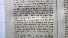 1820 32 Schwarzenberg Aus Der Heeresleitung Entlassen 1801-1870 Antiquitäten & Kunst