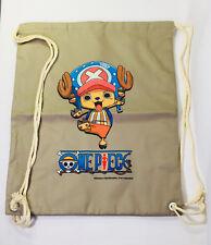 ONE PIECE TONY TONY CHOPPER Knapsack Cinch Bag Backpack Loot Anime Crate BESTIES