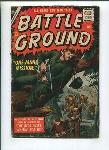 BATTLEGROUND #20 (2.0) 1957 ONE MAN MISSION