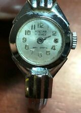 Vintage Mortima 17 Jewels Women's Watch - Functional