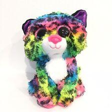 (Regular, Multicolor) - TY Beanie Boo Plush - Dotty the Leopard 15cm