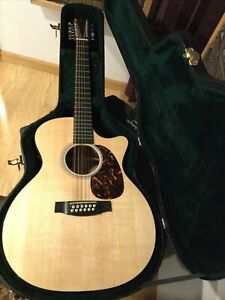 Martin GPC12PA4 Grand Performance 12-String Acoustic-Electric Performing Artist