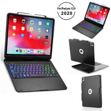 Laptop-Style Wireless Keyboard Case for iPad Pro 12.9 2020 4th Gen/2018-3rd Gen