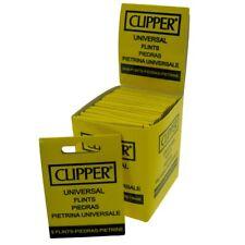 More details for genuine clipper lighter flint universal flints fits all types of lighters imrove