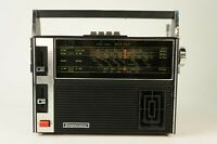 Eversonic 95046 4 Band Transistorradio Vintage 70er Jahre gecheckt Radio W-2777